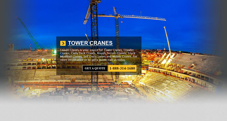 Cranes For Sale